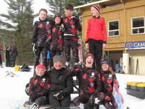Kanata Nordic's Biathlon Bears
