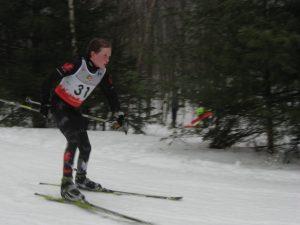 biathlon skier